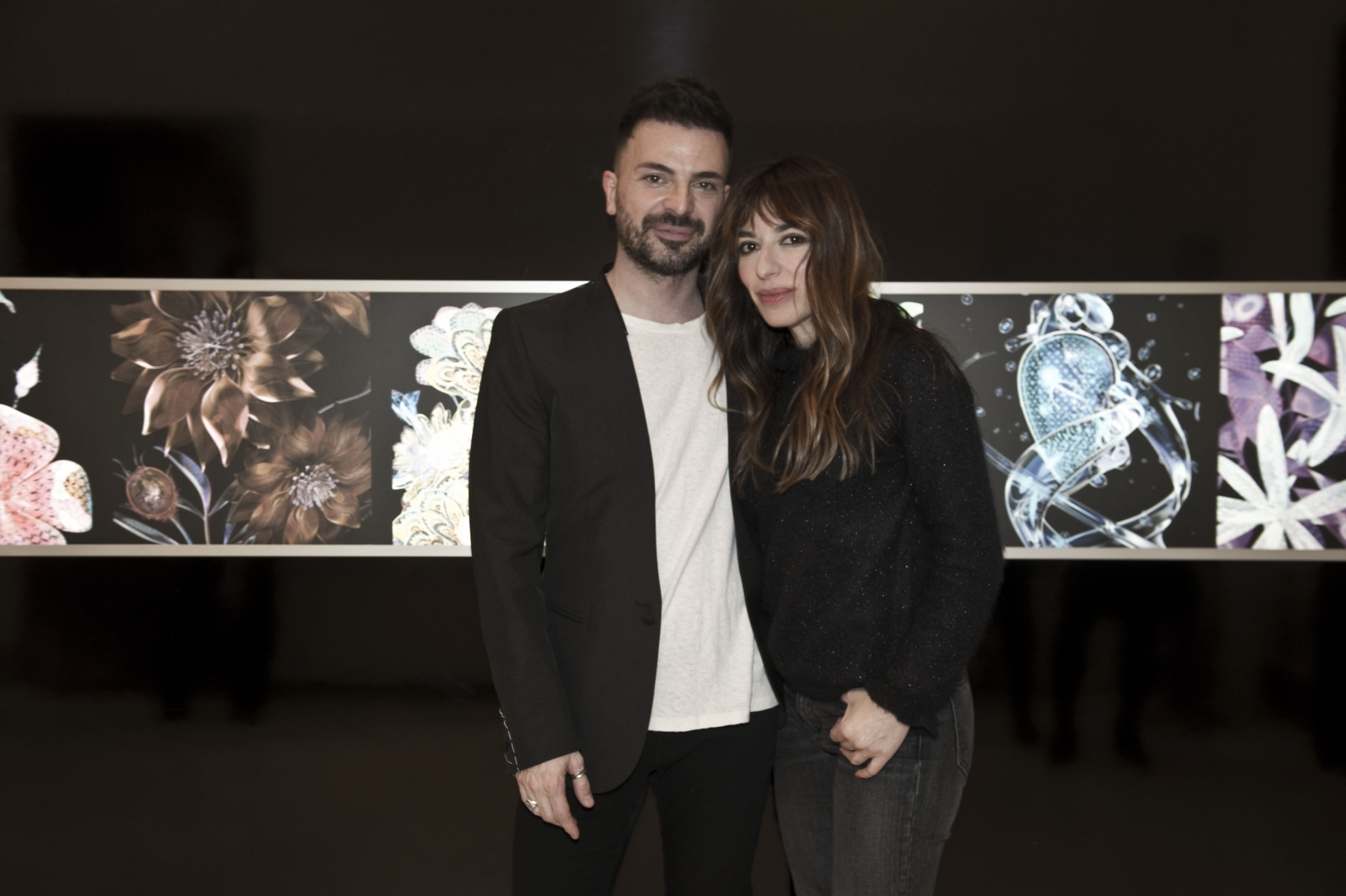 Siomne Belli e Sabrina Impacciatore
