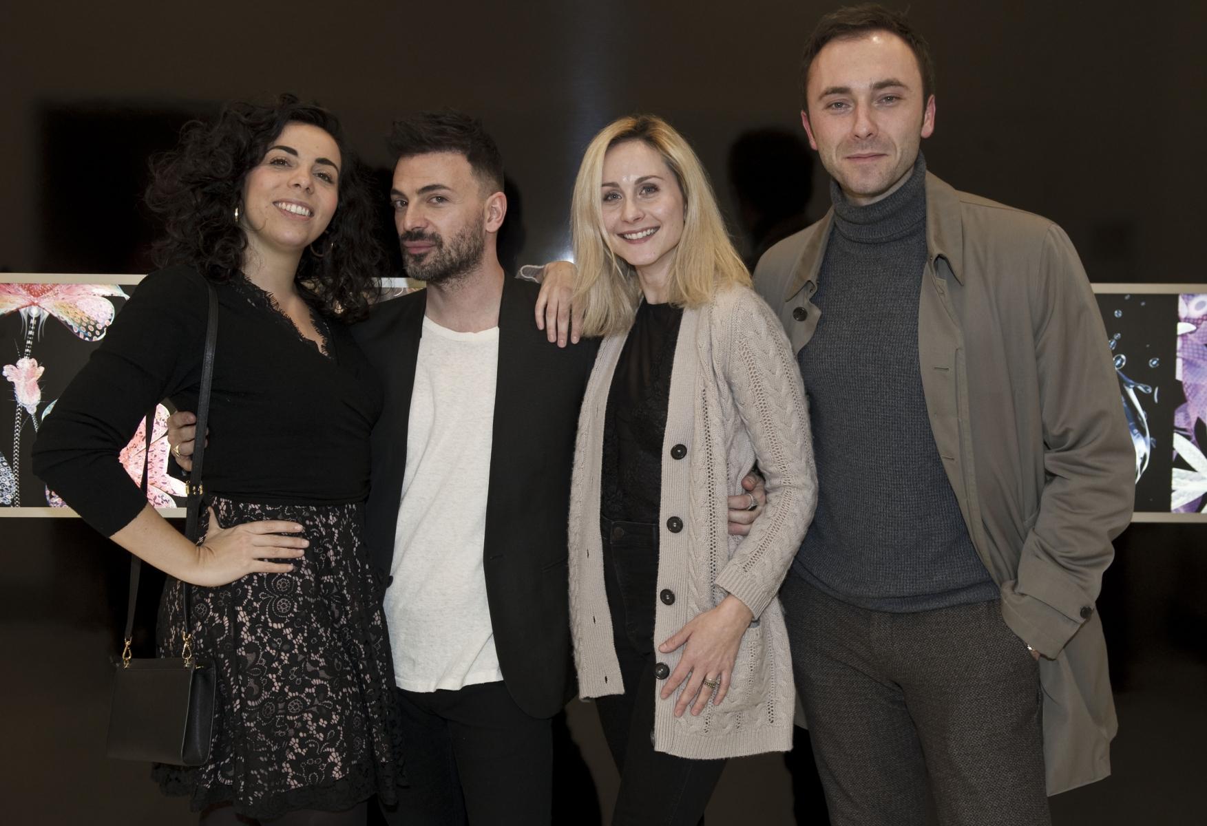 Valentina Ruggeri, Simone Belli, Francesca Nerozzi, Marius Bizau
