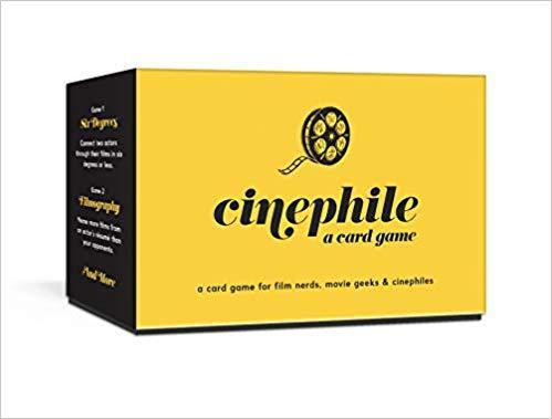 Cinephile - Card Game