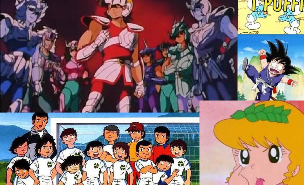 Sigle dei cartoni animati anni che hanno fatto la storia bigodino
