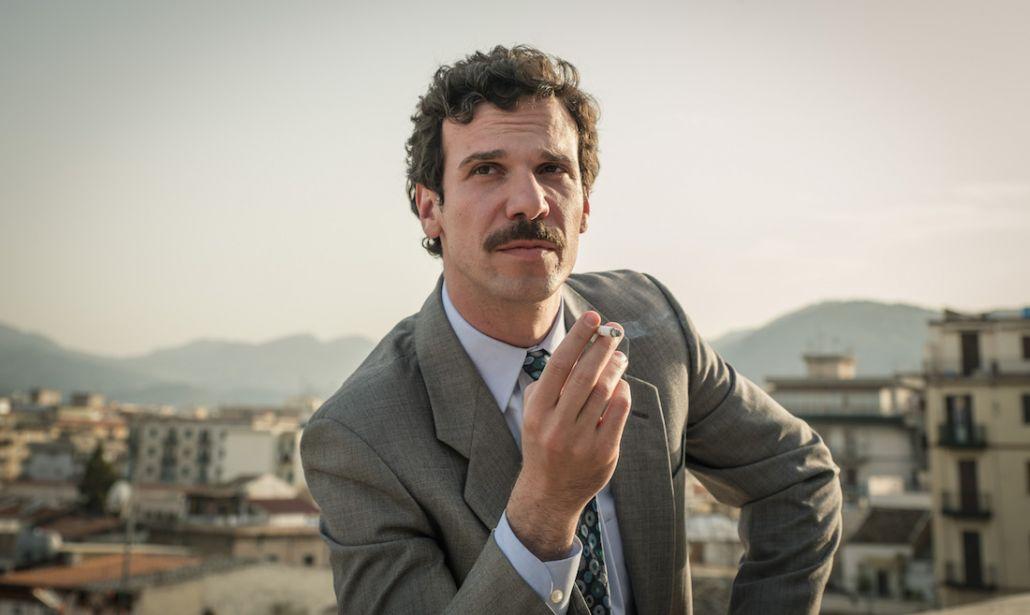 Francesco Montanari vince il premio di Miglior attore al Canneseries