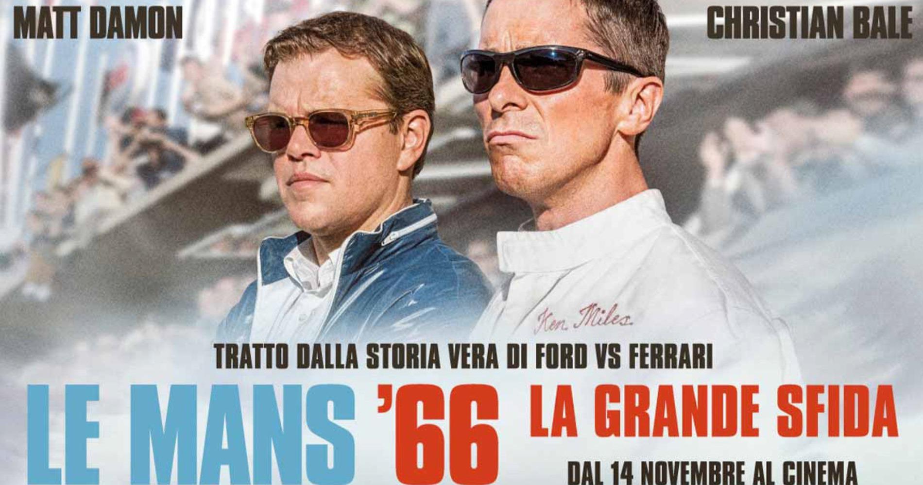 """<span class=""""entry-title-primary"""">I Film della settimana: grande attesa per """"Le Mans '66 – La grande sfida""""</span> <span class=""""entry-subtitle"""">Sfida cinematografica tra automobili, zombie, pupazzi, renne e fantasmi.  </span>"""
